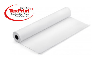 Beaver - Papier Texprint thermo tack supreme sublimation - rouleau 36'' x 328'