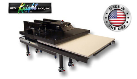 Presse Chauffante KNIGHT Maxi-Press Air