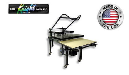 Presse Chauffante KNIGHT Maxi-Press